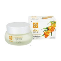 Sibu Beauty Sea Buckthorn Rejuvenating Night Cream - 1 oz