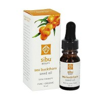 Sibu Beauty Sea Buckthorn Seed Oil, Organic - 10 ml