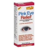 Pink eye drops stye relief - 0.33 oz