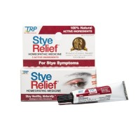 The Relief Products Stye Relief Homeopathic Lubricating Eye Ointment - 0.14 oz