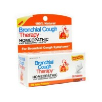 Bronchial cough therapy fast dissolving tablets - 70 ea