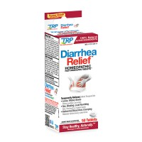 Trp diarrhea relief homeopathic fast dissolving tablets - 50 ea