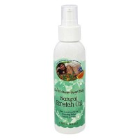 Earth Mama Angel Baby Natural Stretch Oil - 4 oz