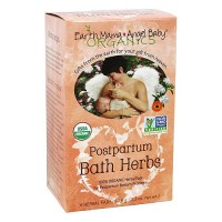 Earth Mama Angel Baby Post Partum, Bath Herbs - 6 Pads