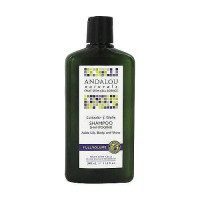 Andalou Naturals full volume hair shampoo, Lavendor and biotin - 11.5 oz