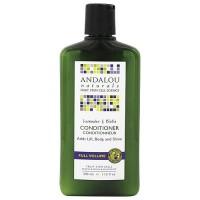 Andalou Naturals full volume hair conditioner, Lavendor and biotin - 11.5 oz