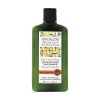 Andalou Naturals Moisture rich hair conditioner, Sweet orange and argan - 11.5 oz