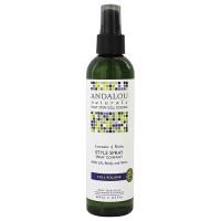 Andalou Naturals full volume style spray - 8.2 oz