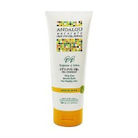 Andalou Naturals healthy shine styling gel, Sunflower and citrus - 6.8 oz