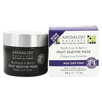 Andalou Naturals BioActive 8 berry Enzyme mask - 1.7 oz