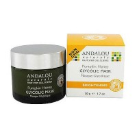 Andalou Naturals Glycolic brightening mask with pumpkin honey - 1.7 OZ