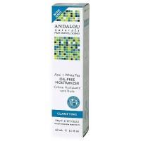Andalou Naturals Acai Plus White Tea Oil-Free Skin Moisturizer, 2.1 oz