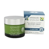 Andalou Naturals Clear Overnight Recovery Cream - 1.7 oz