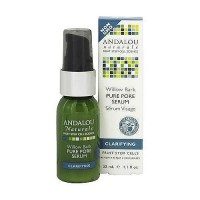 Andalou Naturals Willow Bark Pure Acne Pore Serum - 1.1 oz