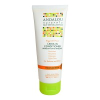 Andalou naturals argan oil and shea leave in conditioner - 6.8 oz