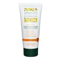 Andalou naturals argan oil and shea deep conditioner - 5.8 oz