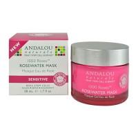 Andalou naturals 1000 roses rosewater gel mask - 1.7 oz