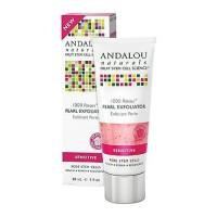 Andalou naturals 1000 roses pearl exfoliator - 2 oz
