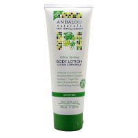 Andalou Naturals Skin Uplifting Body Lotion, Citrus Verbena - 8 oz