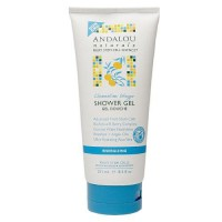 Andalou Naturals Body Energizing Shower Gel, Clementine Ginger - 8.5 oz