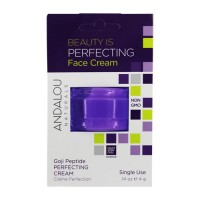 Andalou naturals beauty is perfecting face cream - 0.14 oz, 6 pack