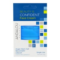 Andalou naturals beauty is confident face cream - 0.14 oz, 6 pack