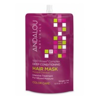 Andalou naturals 1000 roses complex deep conditioning hair mask - 1.5 oz, 6 pack