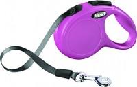 Flexi North America Llc classic x-small tape retractable leash - 26lb/10ft, 12 ea