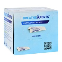 Breathexperts rinse and relieve mineral saline mixture refill packets, nasal cavity - 30 packets