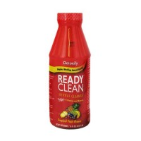 Detoxify ready herbal cleanse natural, tropical fruit - 16 oz