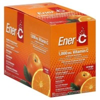 Ener-C Vitamin Drink Mix  Orange  1000 mg - 30 ea