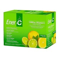 Ener C vitamin C lemon lime - 30 ea