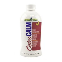 Natural Vitality Osteo Calm Premium Bone Health Support Liquid - 30oz