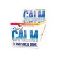 Peter gillham's natural vitality calm counter display raspberry lemon - 8 ea ,5 pack
