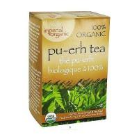 Uncle Lees Tea Imperial Organic Pu-erh Tea Bags - 18 ea