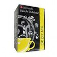Uncle lees tea Simply Delicious Ginger Tea - 18 bags, 1 ea