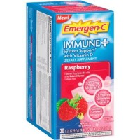 Emergen c immune system support dietary supplement with vitamin d - 30 ea