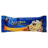 Quest bar protein vannila almond crunch - 2.12 oz, 12 pack