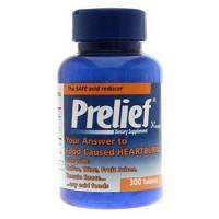 Prelief safe acid reducer caplets, dietary supplement  -  300 ea