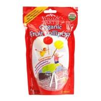 Yummyearth organic lollipops, assorted flavors - 3 oz