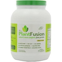 Plantfusion plant Protein  organic  vanilla bean  -  3 grm ,12 pack