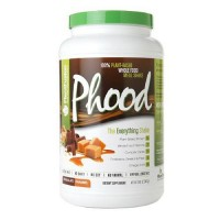Plantfusion phood chocolate caramel whole food meal shake - 31.8 oz