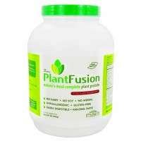 Plantfusion natures most complete protein powder, chocolate raspberry - 2 lb