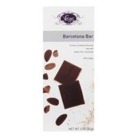 Vosges barcelona bar deep milk chocolate - 3 oz, 12 pack