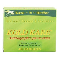 Kare-N-Herbs Kold Kare Cold And Flu Sinusitis Tablets - 40 ea