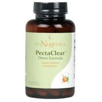 Econugenics pectaclear detox formula vegicaps - 60 ea