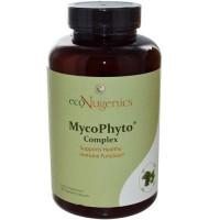 Eco nugenics mycophyto complex vegetarian caps - 180 ea