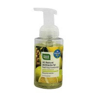 CleanWell All Natural Antibacterial Foaming Hand Wash Bergamot and Ginger - 9.5 oz