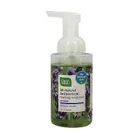 CleanWell Natural Antibacterial Foaming Hand Wash, Lavender - 9.5 oz