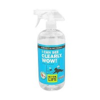 Better Life See Clearly Natural Window And Glass Cleaner - 32 Oz
